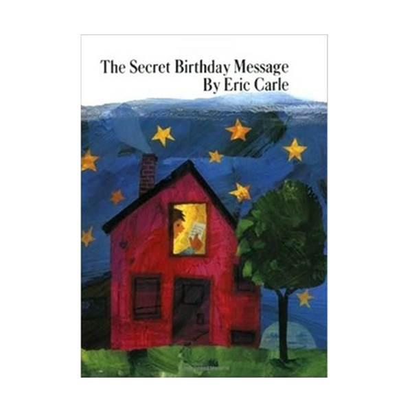 The Secret Birthday Message (Paperback)