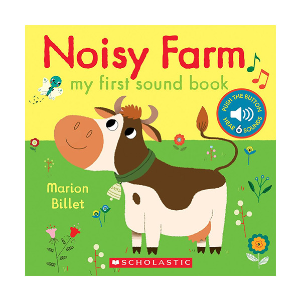 My First Sound Book : Noisy Farm (Hardcover, Sound Book)