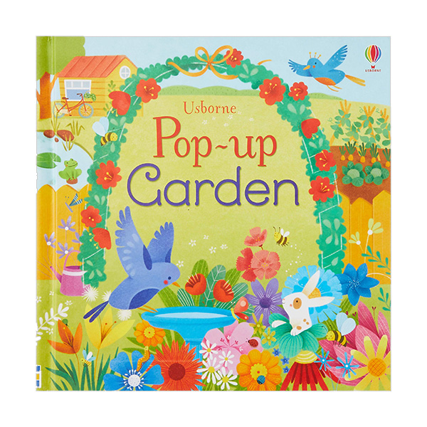Usborne Pop-Up : Garden (Board book)