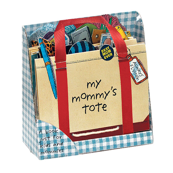 My Mommy's Tote Mini (Board book)