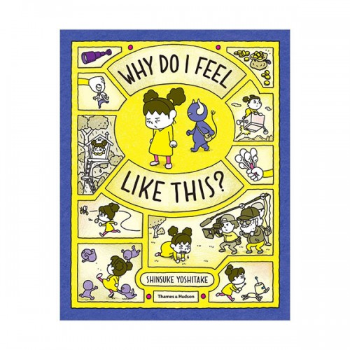 Why Do I Feel Like This? (Hardcover, 영국판)
