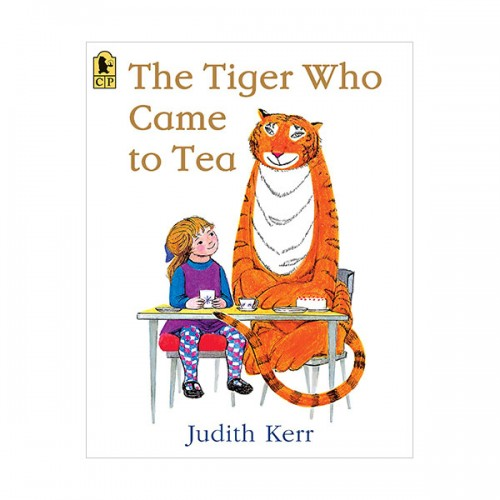 The Tiger Who Came to Tea (Paperback, 영국판)