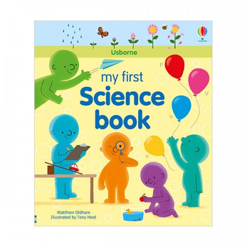 My First Science Book (Board book, 영국판)