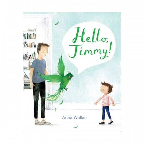 Hello, Jimmy! (Hardcover)