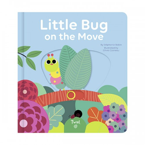 Little Bug on the Move (Hardcover)