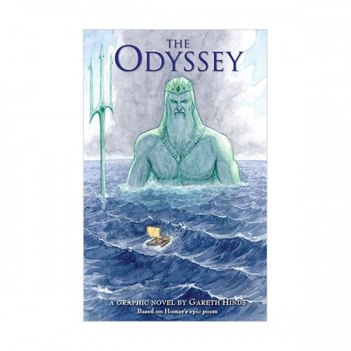 [Grade 9] The Odyssey Graphic Novel (Paperback)