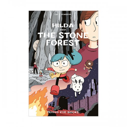 Hilda and the Stone Forest (Paperback, 영국판)