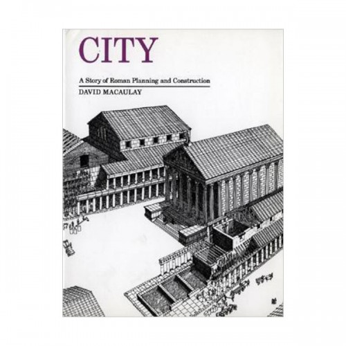 City : A Story of Roman Planning and Construction (Paperback)